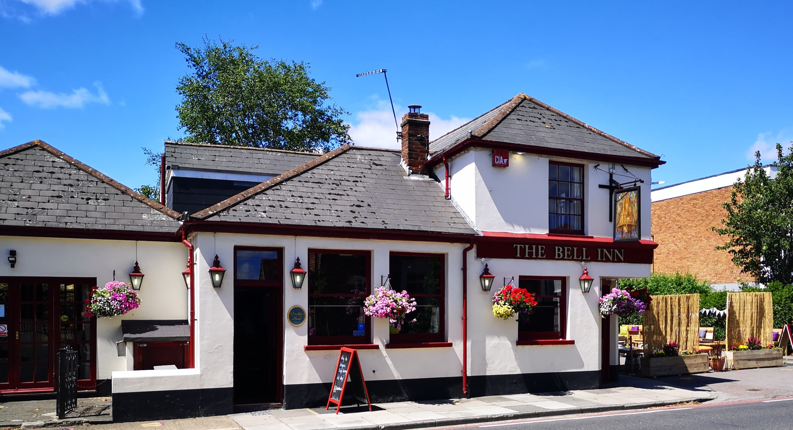 The Bell Inn, Chichester